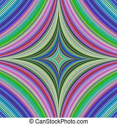 Colorful abstract quadratic background design - digital art...