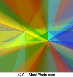 Colorful abstract rainbow backgroun