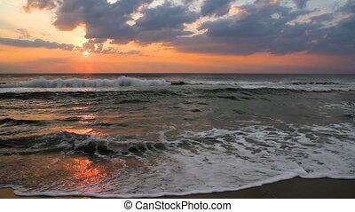 Colorful Atlantic Dawn Loop