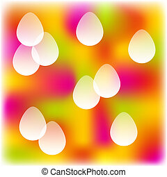 colorful background - colorful blurred background with...