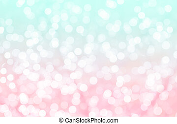 Colorful background with natural bokeh texture and defocused