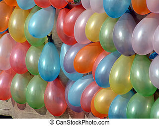 Colorful Balloons - Colorful balloons