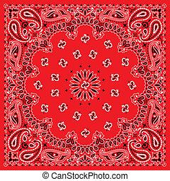 Colorful Bandana - 3 colors bandana. You can easily change...