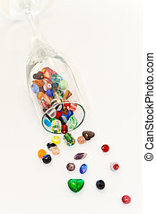 Colorful Beads - Small colorful beads