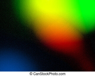 colorful blurred abstract background