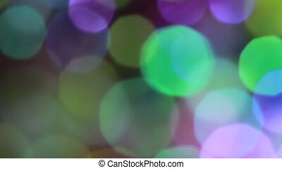 Colorful Bokeh Background 05