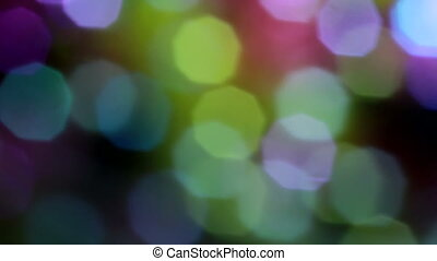 Colorful Bokeh Background 06