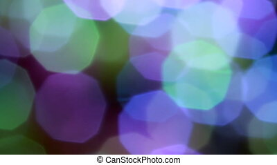 Colorful Bokeh Background 08