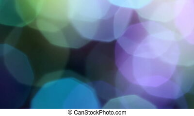 Colorful Bokeh Background 09