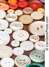 Colorful buttons macro