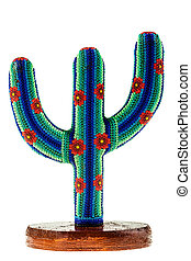 Colorful cactus from Mexico