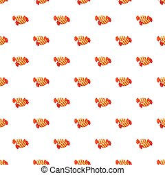 Colorful candies pattern
