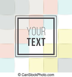 Colorful cards. Modern abstract design poster, cover, card design. Trendy geometric. Retro style texture, pattern and geometric elements.
