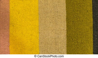 Colorful Carpet Fabric Texture