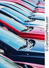 Cars Dealer Stock