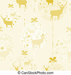Colorful Christmas seamless pattern. EPS 8