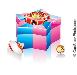 Colorful Collection of elegant Colofrul Gift Boxes