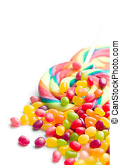 colorful confectionery