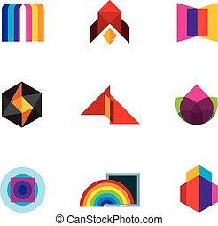 Colorful creativity inspiration des