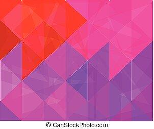 Colorful Decorative Geometric