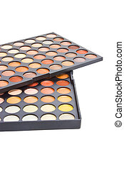 Colorful Eye Shadow Make Up Palette.