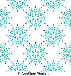 Colorful floral seamless patterns