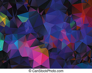 Colorful Geometric Background