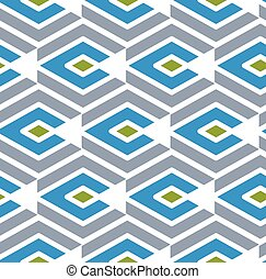 Colorful geometric seamless pattern, symmetric endless vector background. Abstract concept covering with parallel lines.