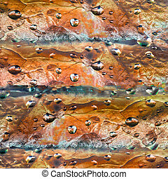 Colorful Grunge Surface Texture