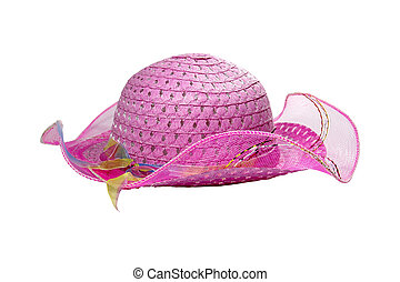 Colorful hat for women