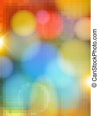 Colorful holiday abstract backgrounds. Vector illustration.