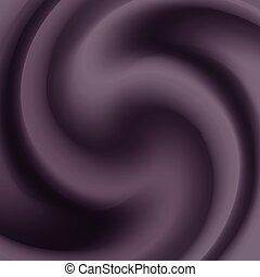 abstract wave black background