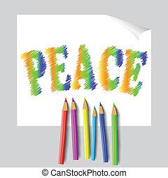 peace paint