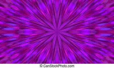 Colorful kaleidoscopic background. Digital illustration...