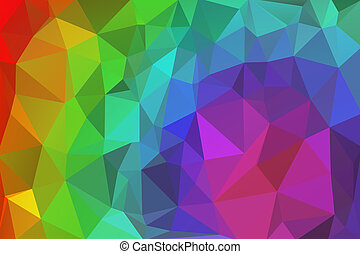 Triangle Abstract 1