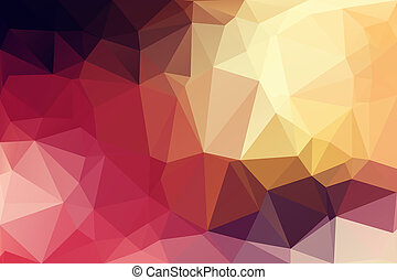 Triangle Abstract 3