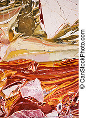 Colorful luxury marble (Floor surface in Vatican)