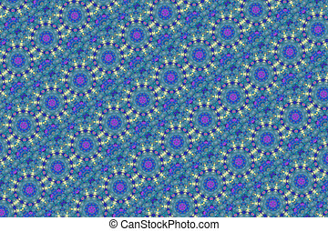 colorful modern pattern background