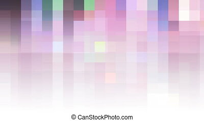 Colorful mosaic background, abstract stylized moved tiles....