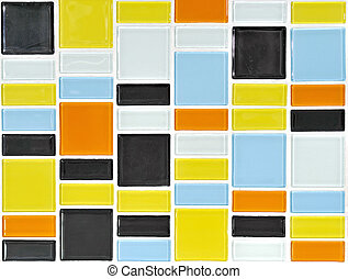 Colorful Mosaic Tile