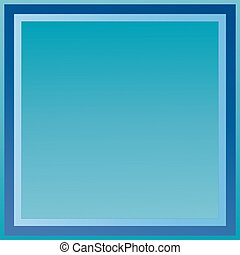 Colorful Overlapping squares, Blocks vector illustration. Color squares stack