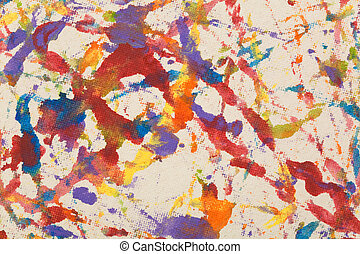 paint background