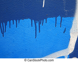 Colorful paint splashes Background