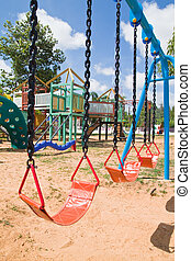 Colorful Playground  - Colorful Playground
