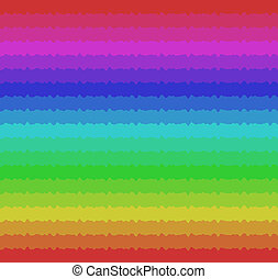Colorful rainbow abstract background