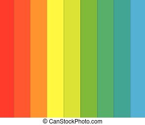 colorful, rainbow abstract background