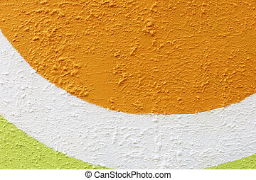 colorful rough cement wall texture background