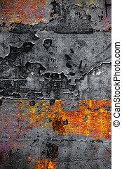 Colorful Rusty Art 2