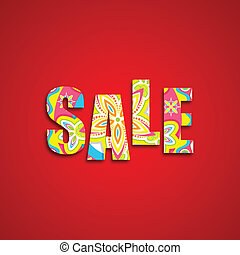 Colorful Sale