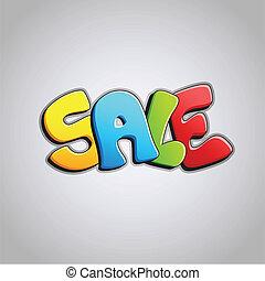 Colorful Sale